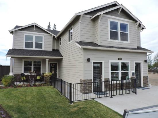 Built By Hayden Homes 1812 Ne Kristi Court Bend Oregon