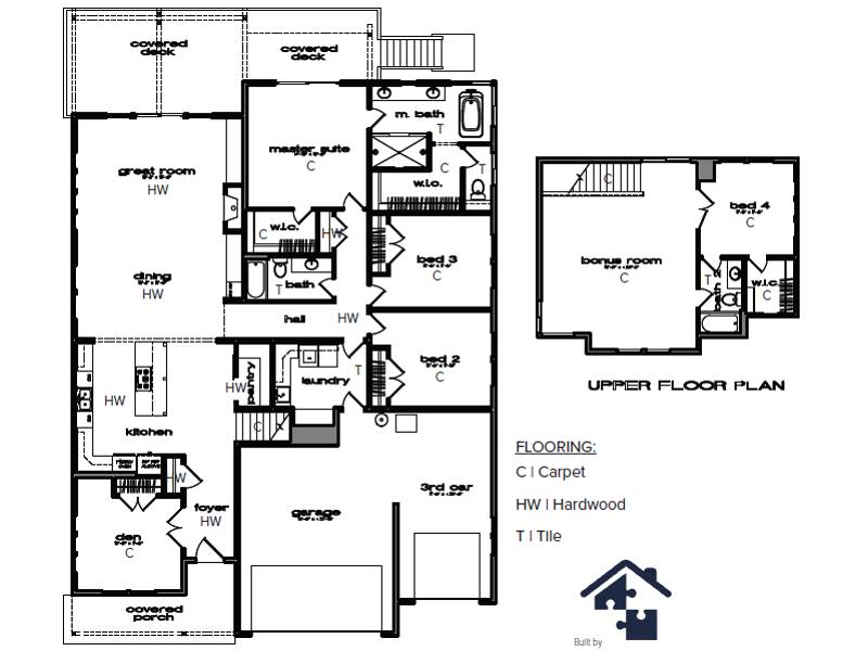 Built by simplicity homes 62691 nw imbler court bend oregon - Interior care carpet cleaning bend ...
