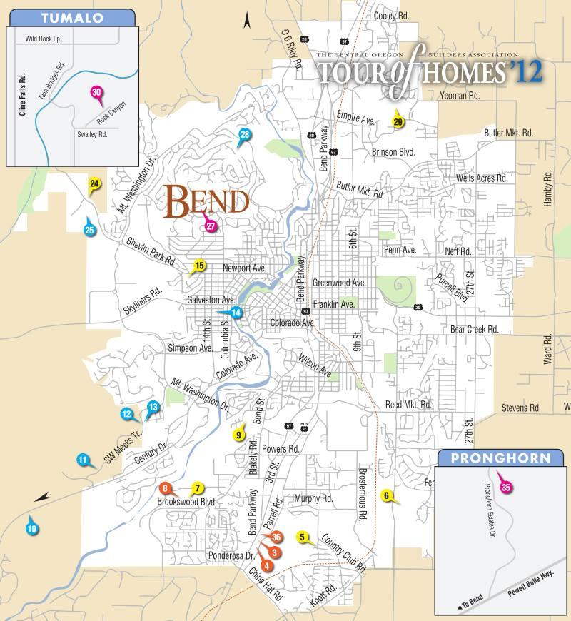 2012 COBA Tour of Homes Bend Map.jpg