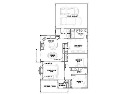 built by WoodHill Homes, 20768 SE Helen Lane, Bend, Oregon