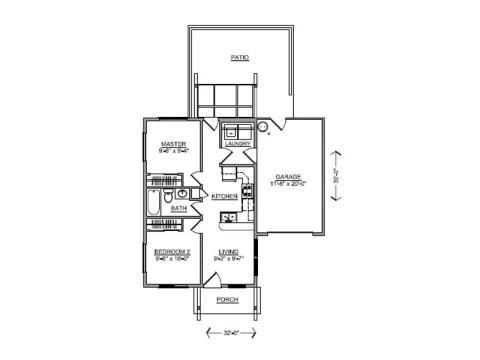 Built By Simplicity By Hayden Homes 1615 Ne Rumgay Drive