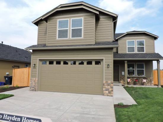 Built By Hayden Homes 1068 Se 6th Street Bend Oregon