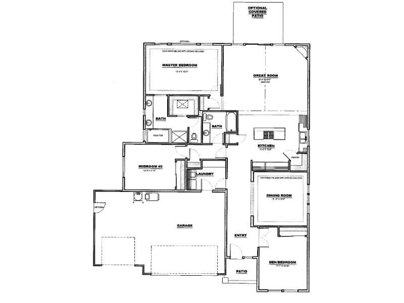 Built By Monte Vista Homes 20826 Ne Bobwhite Court Bend