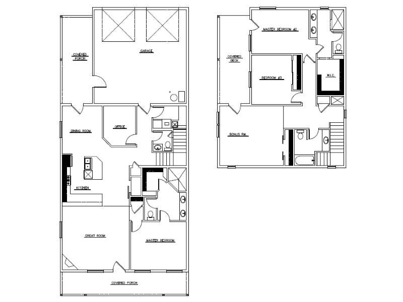 built by vista ridge homes  349 south pine street  sisters