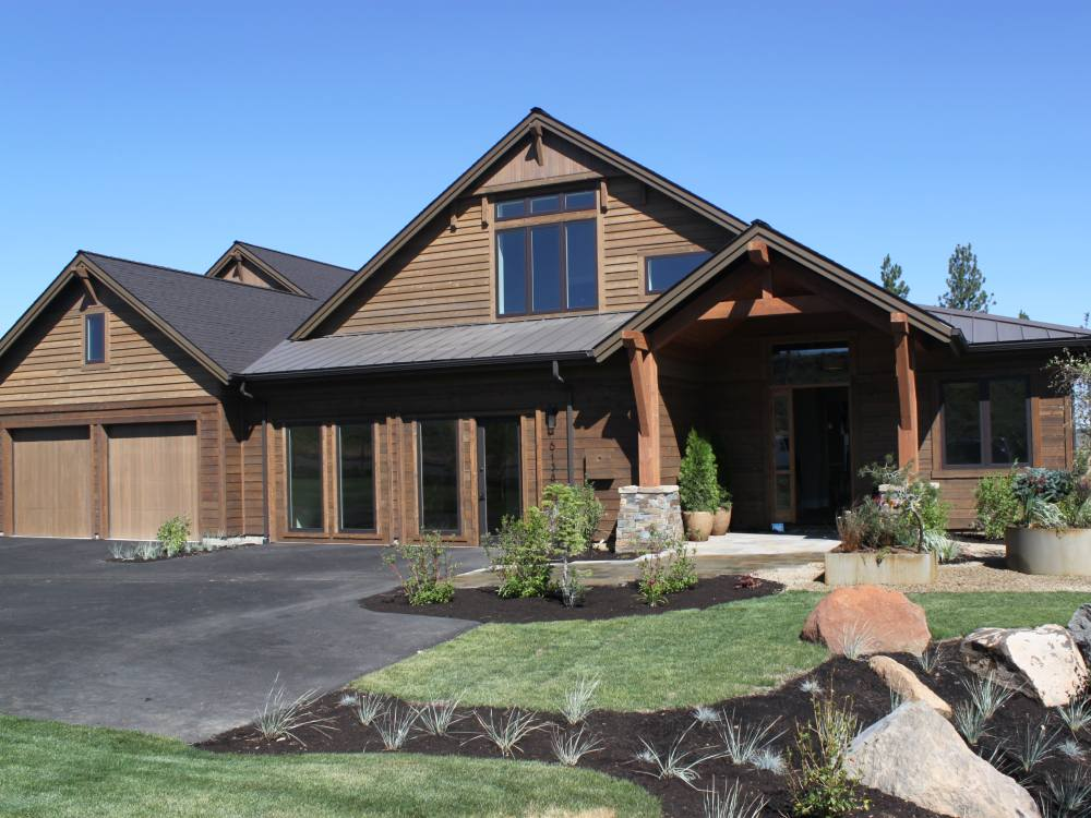 Built by arrowood development meeks trail bend oregon
