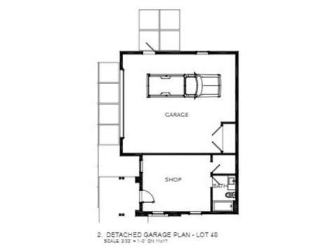 built by Boulevard Homes NW, LLC, 321 Good Pasture Loop