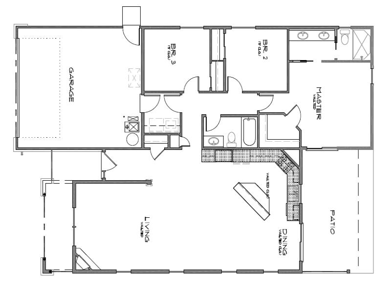 Sliding Glass Door Plan 28+ [ floor plan doors ] | alfa img showing gt sliding glass door