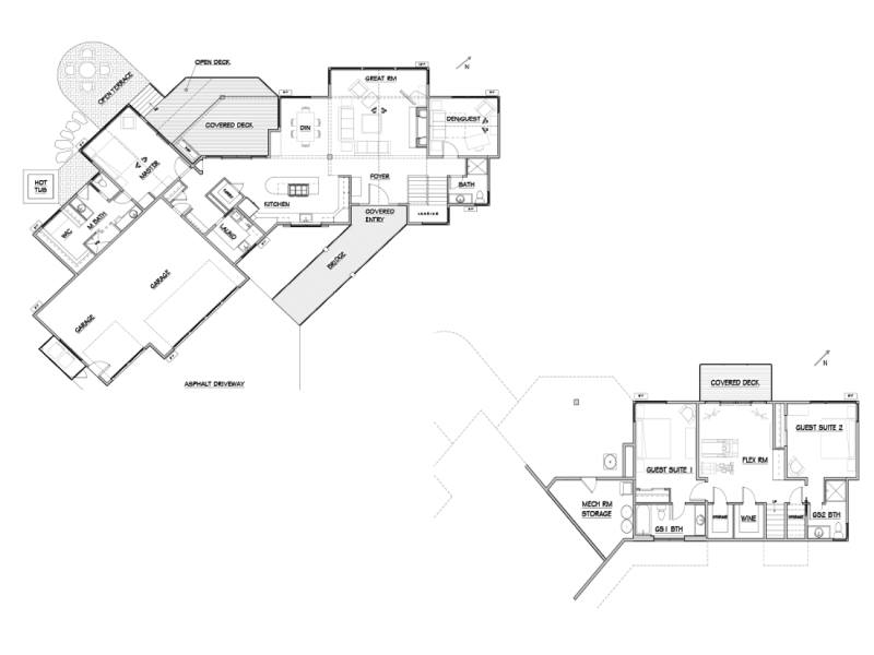 built by norman building  u0026 design  3235 nw starview dr  bend  oregon