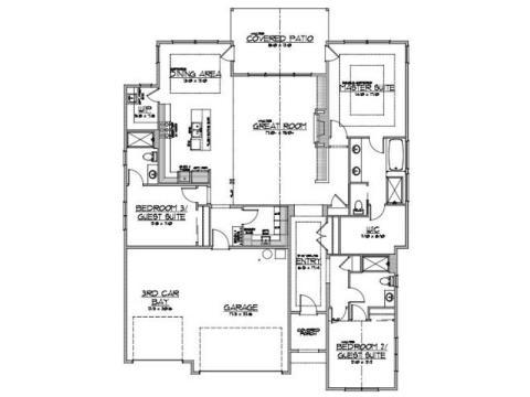 built by Pahlisch Homes, 3681 SW Coyote Lane, Redmond, Oregon