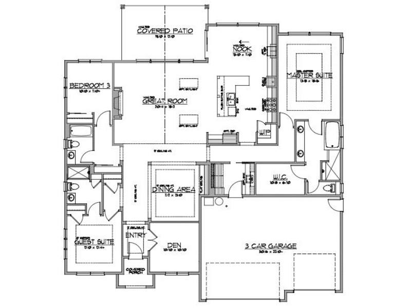 built by pahlisch homes  2565 nw pine terrace drive  bend  oregon