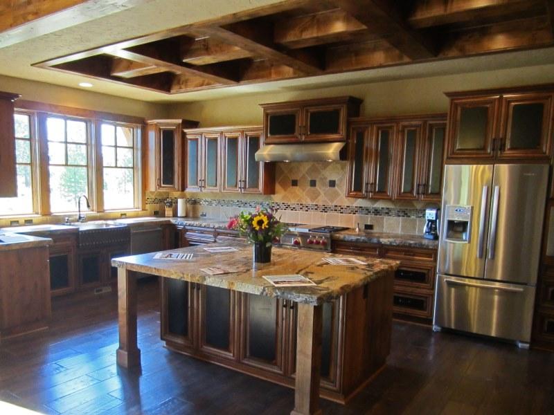 Built By Pineriver Homes 56580 Sunstone Lp Sunriver Oregon