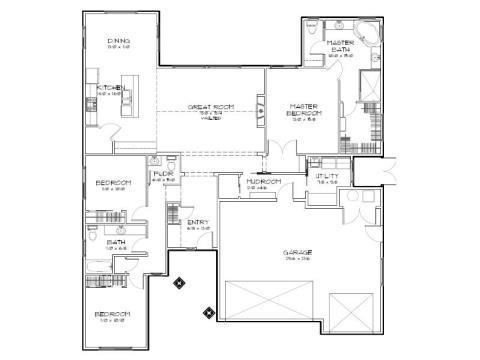 built by Sage Builders, 312 Sun Vista Dr, Redmond, Oregon