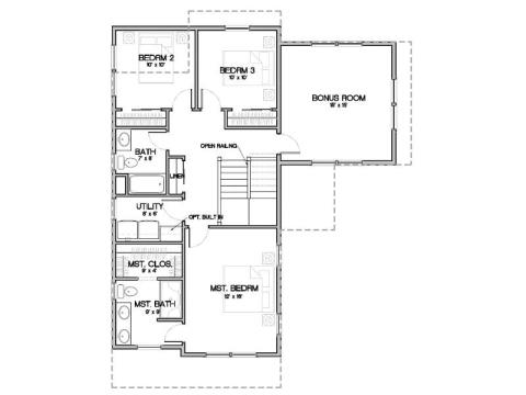 Built By Woodhill Homes 20774 Se Hollis Lane Bend Oregon