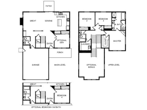 built by Hayden Homes, 1068 SE 6th Street, Bend, Oregon