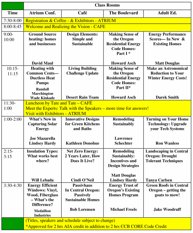 NW Green Bis 2013 Schedule of Events.png