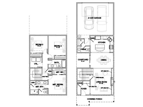 built by Woodhill Homes, 20548 NE Gloucester Ln., Bend, Oregon